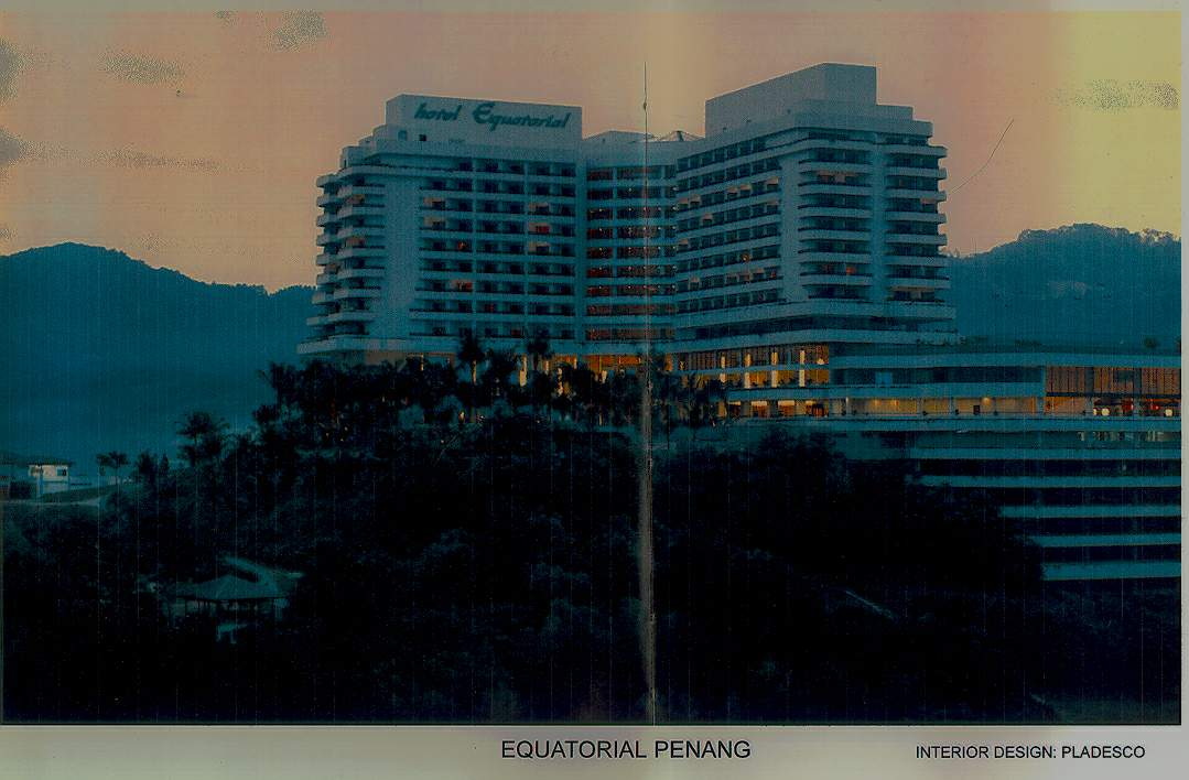 View of Hotel Equtorial